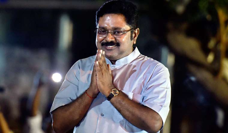 TTV Dhinakaran's new party to be called Amma Makkal Munetra Kazhagam