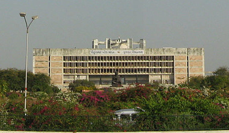 Gujarat assembly house