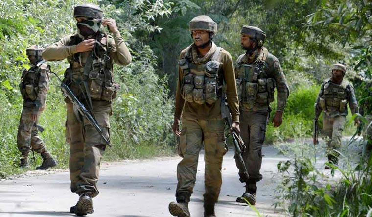 Jammu and Kashmir: Terrorist killed in Anantnag encounter hailed from Telangana