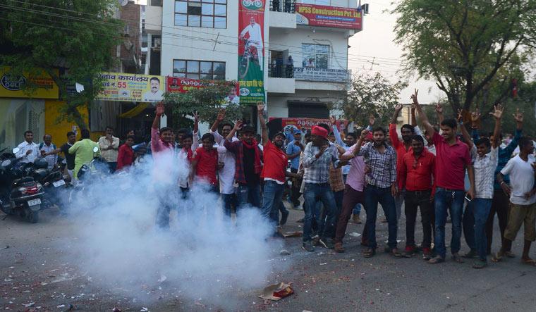 BJP will be in bad condition in 2019 Loksabha polls : Mayawati