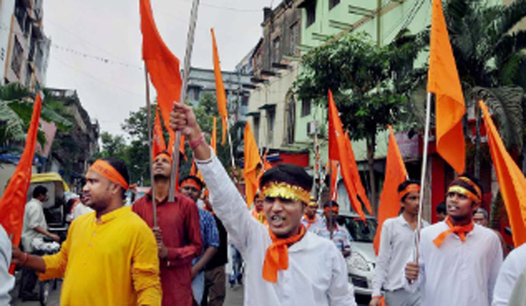 Ram Navami further heats up politics between BJP, Trinamool