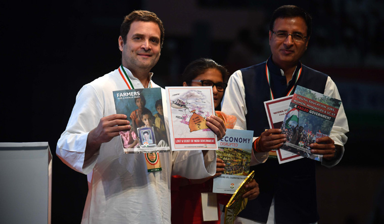 Farmers issues, unemployment to be key Cong planks to attack Modi