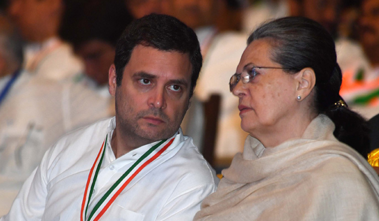 Rahul Gandhi authorised to constitute new Congress Working Committee