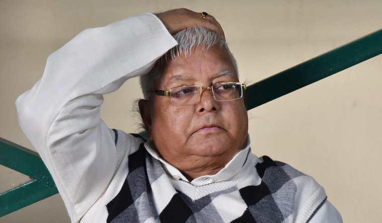 Lalu Prasad convicted in fourth fodder scam case