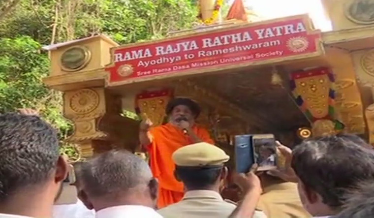 Protests erupt as VHP's ratha yatra reaches Tamil Nadu