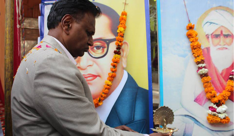 Dalit icon BR Ambedkar gets new middle name from Yogi govt