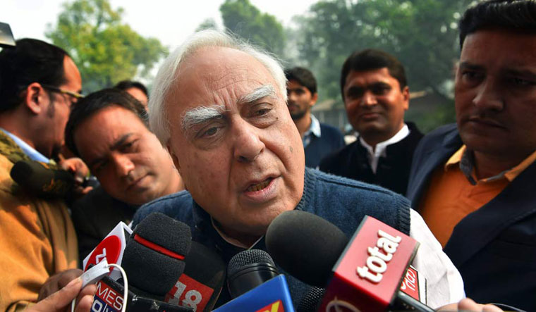 BJP accuses Congress' Kapil Sibal of shady dealings