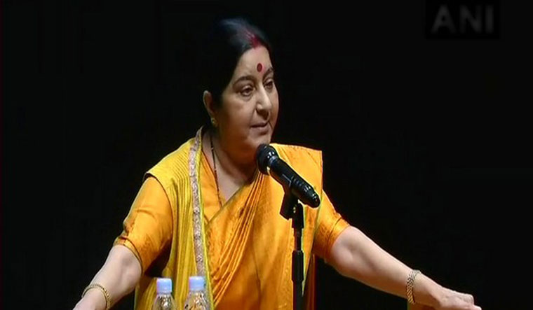External Affairs Minister Sushma Swaraj | ANI