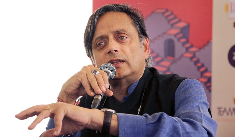 Shashi Tharoor says will contest charges vigorously