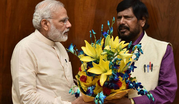 'Modi wave' to continue for 10-15 years, says BJP's dalit ally