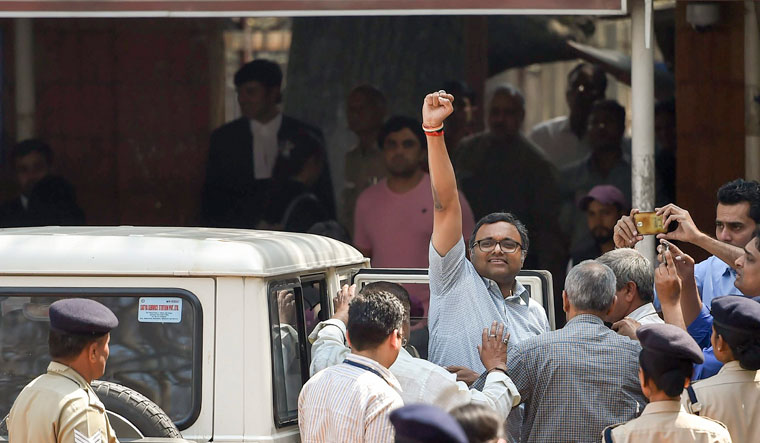 Delhi HC's interim relief for Karti Chidambaram