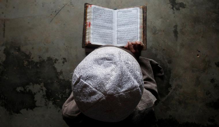Madrassa student