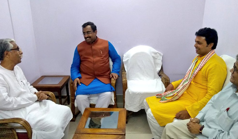 BJP Leader Deletes FB Post Warning Periyar Statue to Be Demolished Too