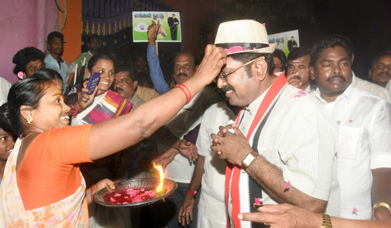 TTV Dhinakaran to announce party name, unveil flag on March 15