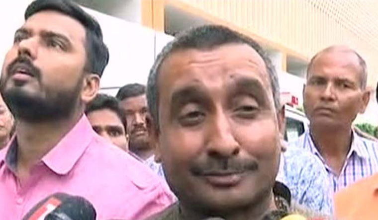 Unnao rape case: CBI detains accused BJP legislator