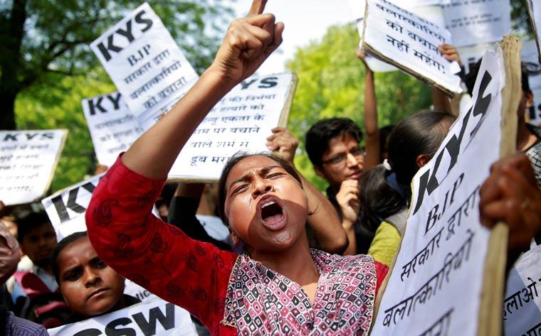 Bollywoood 'appalled' by Kathua rape case