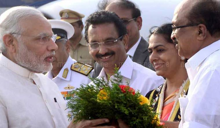 Congress MP KV Thomas gives excuse of not praising Narendra Modi