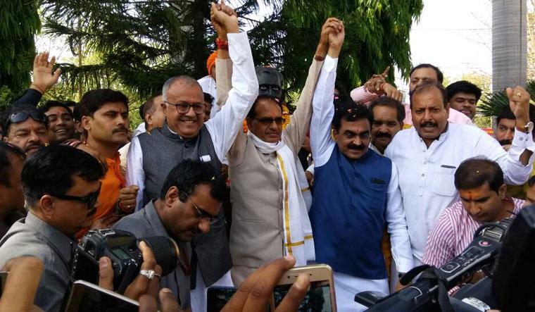 Change of gaurd in State BJP expected soon
