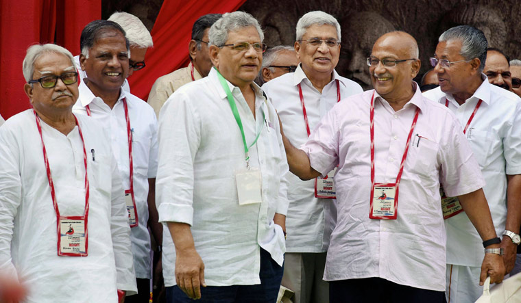 CPI(M) conclave to debate fascism, tie-up with Congress