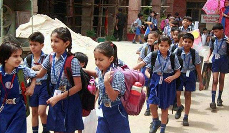 Representational image of school students | PTI