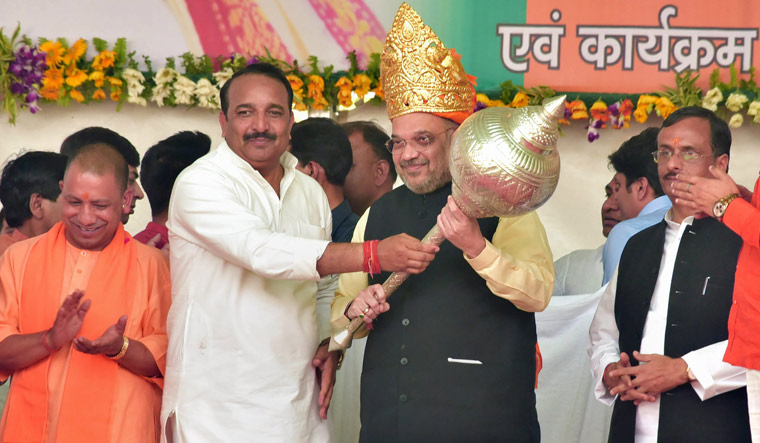'Make India great': Shah wants BJP to win elections for 50 years