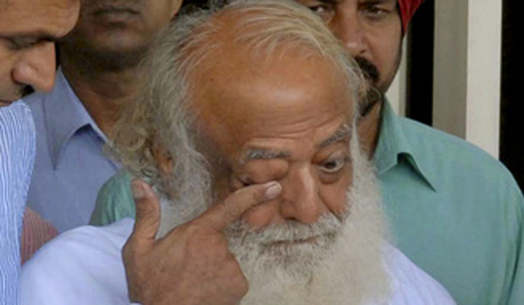 Asaram case: Proceedings underway in Jodhpur jail