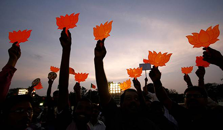 BJP and its Hindutva politics―the slow saffronisation of India - The