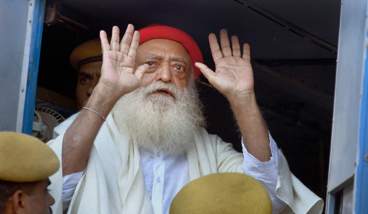 Indian 'Godman' Sentenced to Life for Raping Teen