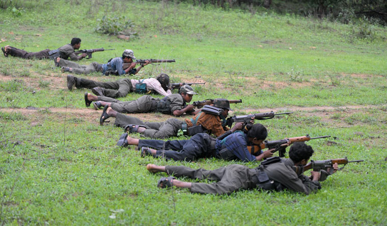 Maoists said their Dandakaranya self-styled government took revenge for the continued attacks unleashed by the Chhattisgarh and Union  governments | Representative image / AFP