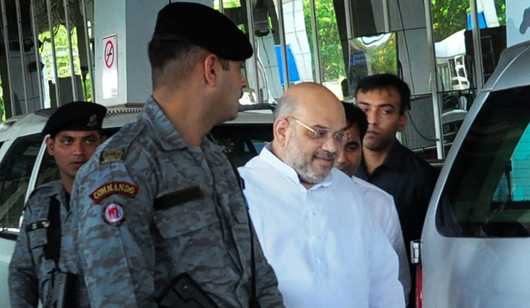 On Rahul Gandhi's Jan Aakrosh Rally, Amit Shah's Stinging Comeback