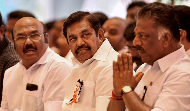 AIADMK says disqualified MLAs sure to return; rebels rubbish talks of desertions