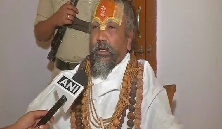 New game of saffron politics: Babas get ministerial status in MP