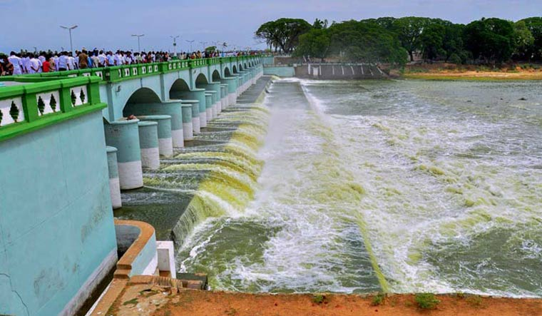 Centre submits draft scheme on Cauvery water sharing before Supreme Court