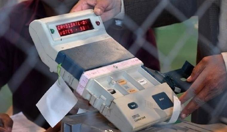 Karnataka poll results: First visuals of counting centre at Chamundeshwari