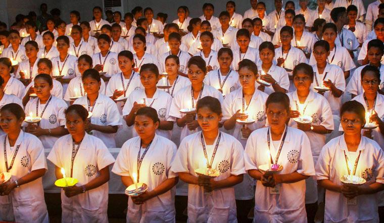 Nurses in Bhubaneswar