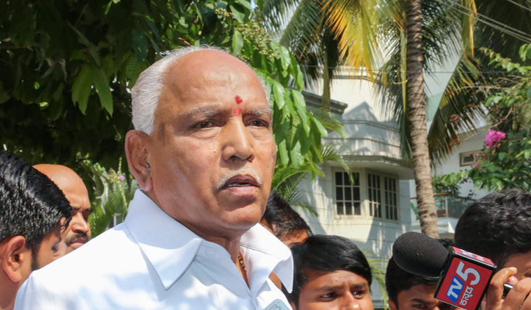 Karnataka: SC asks how Yeddyurappa convinced governor of numbers