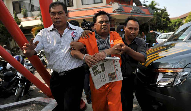 INDIA-INDONESIA/CRIME