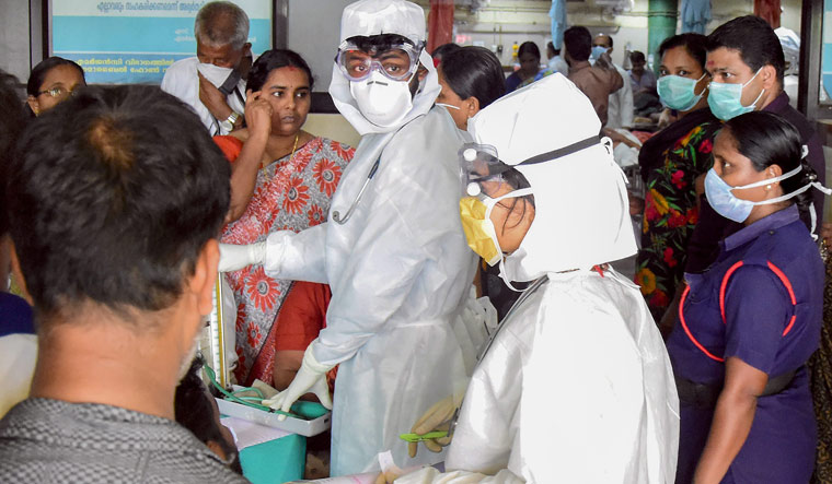 Case of Nipah Virus suspected after sudden death of bats