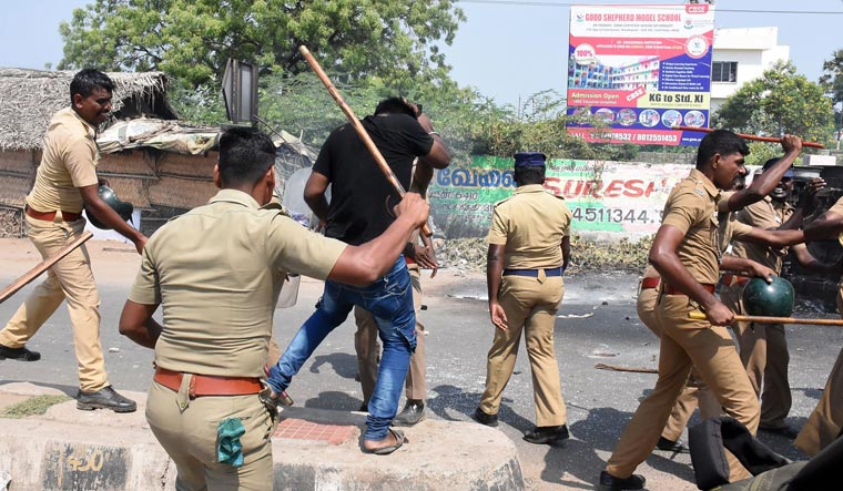 Sterlite protests: Rahul sees RSS hand in violence
