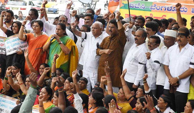 Yeddyurappa declares 'unholy' JD(S)-Congress coalition won't last 3 months