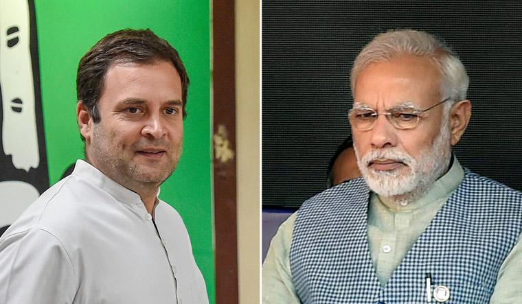 Rahul Gandhi asked PM Modi take up the challenge of reducing fuel prices