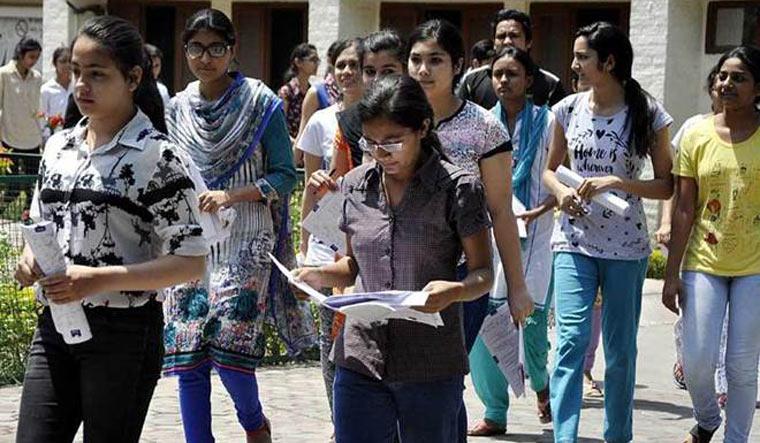 NEET exam - Representative image | PTI