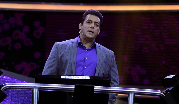 Actor Salman Khan | AFP