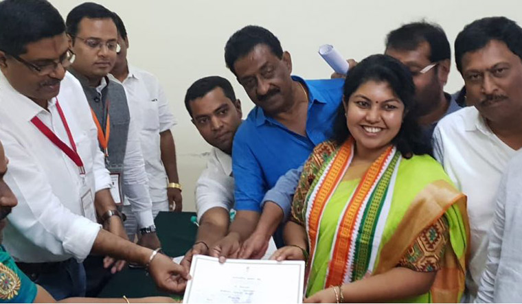 In a close contest, Sowmya Reddy bagged 54,458 votes
