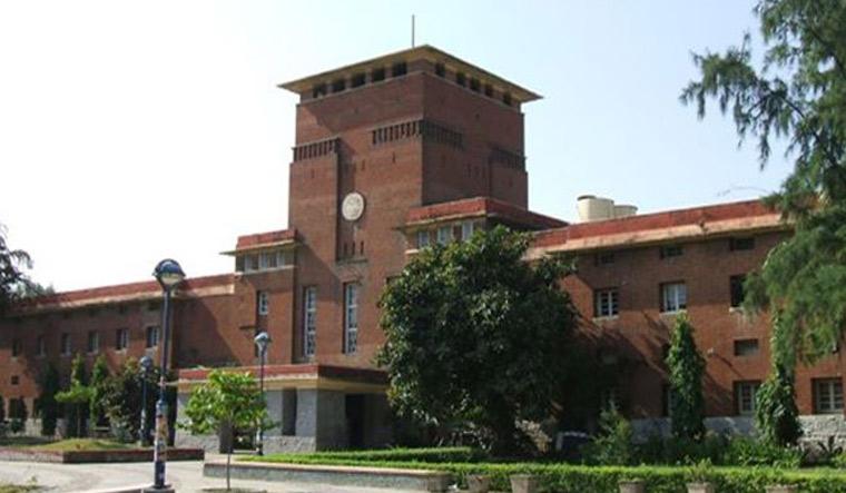 A view of Delhi University [Representative image | PTI]