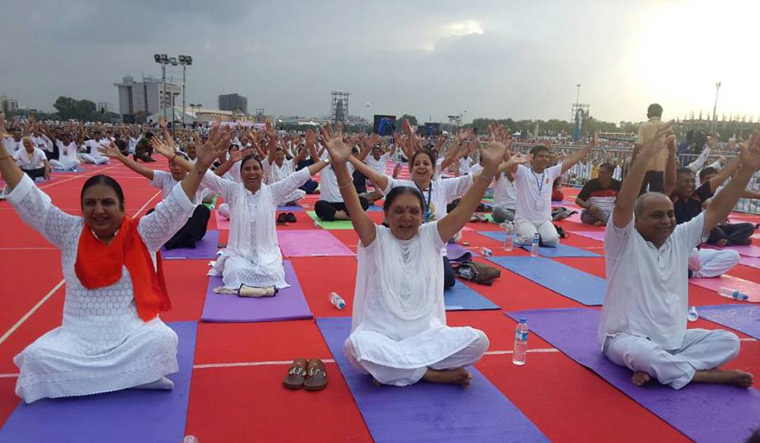 MP Governor asks colleges to observe yoga day, submit proof