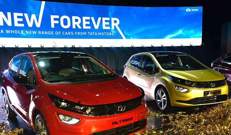 Altroz premium hatchback by Tata Motors janak bhatt