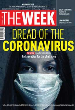 Grab the latest issue of THE WEEK to know all about novel coronavirus
