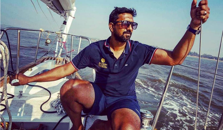 Indian Navy officer Abhilash Tomy, stranded in Indian Ocean, rescued