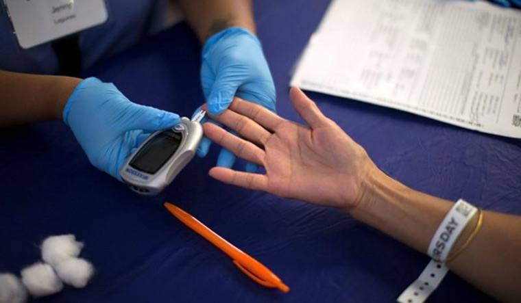 The number of people with diabetes has risen from 108 million in 1980 to 422 million in 2014 | Reuters
